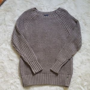 Jegging sweater